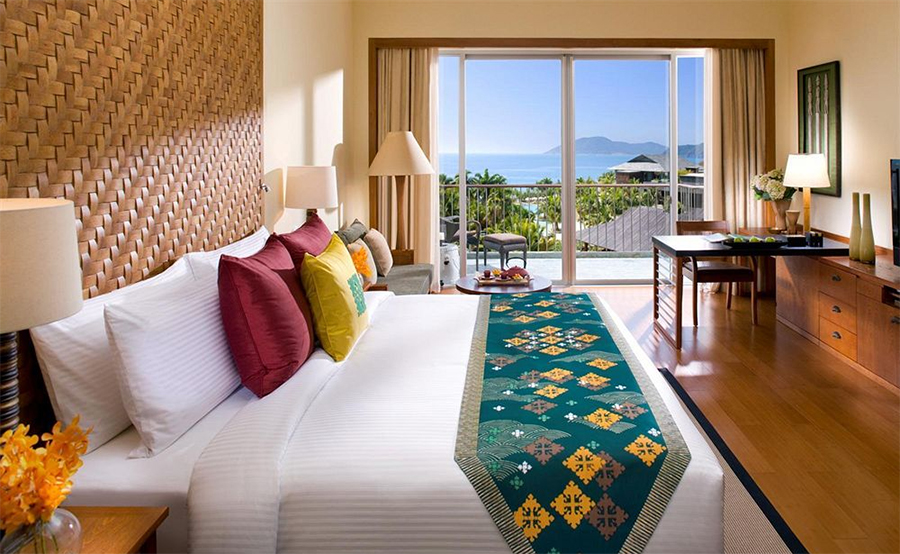 Ocean View Room. Photo: Mandarin Oriental Hotels