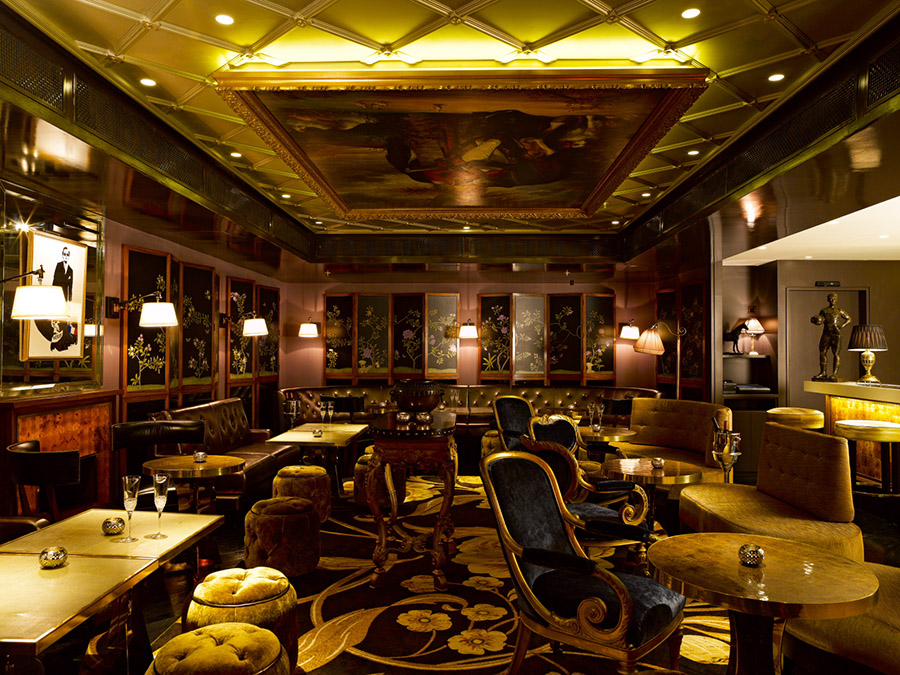 St James Bar. Photo: Accor Hotels