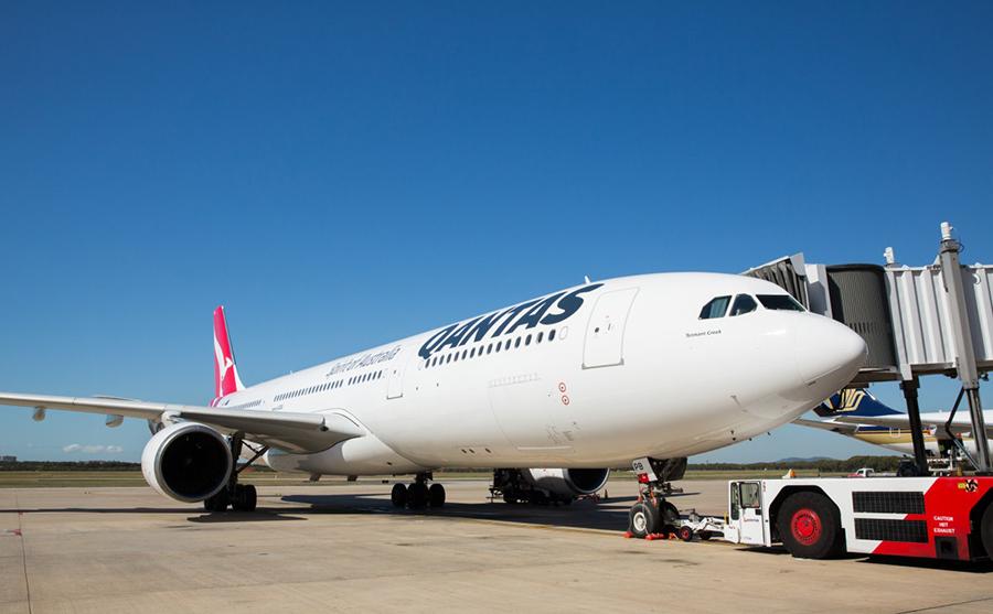 Photo: Qantas