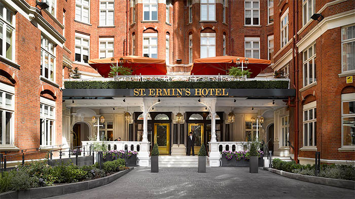 Photo: St Ermin's Hotel London