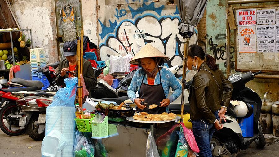 Scenes of Hanoi