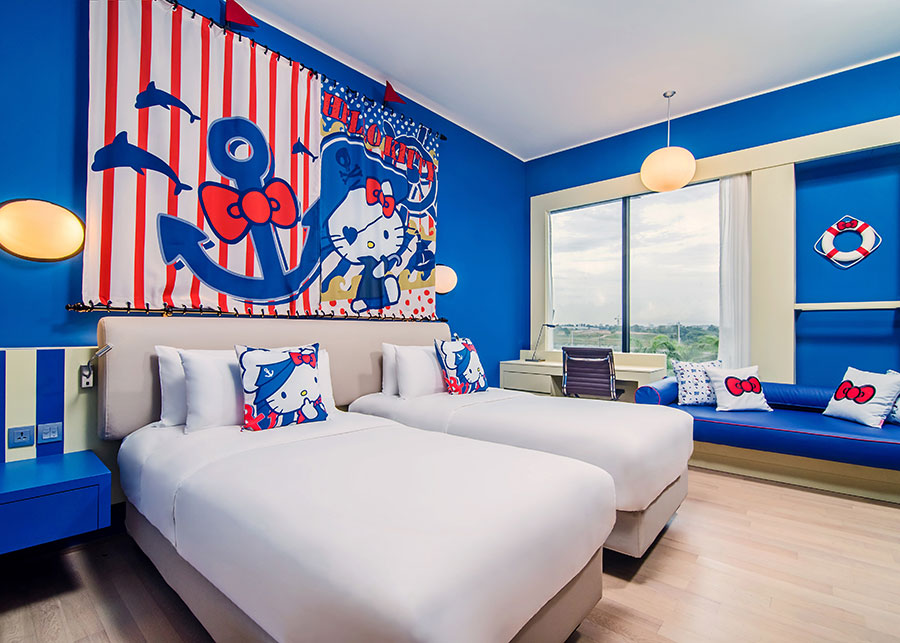 Hello Kitty Hotel Rooms Launched In Malaysia Repeat Traveller