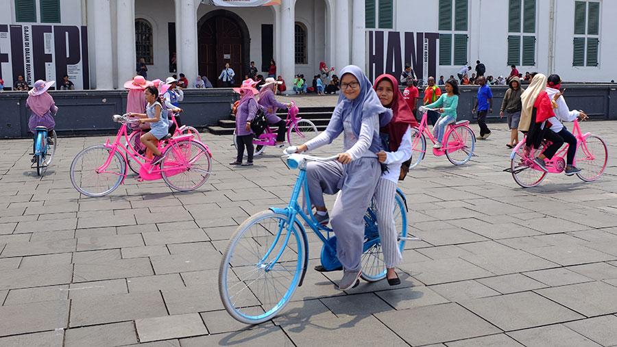 Fatahillah Square, Jakarta